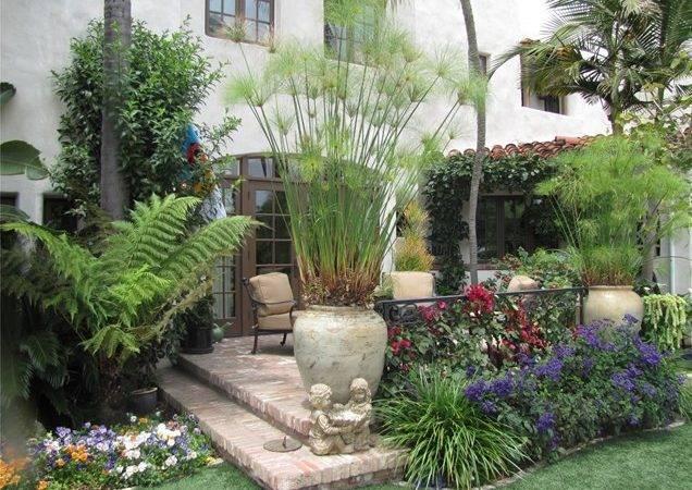 Wonderful Tropical Landscaping Ideas Garden South