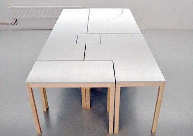 Wonders Modular Table Themag