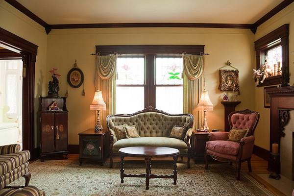 Wondrous Victorian Styled Living Rooms Home Design Lover