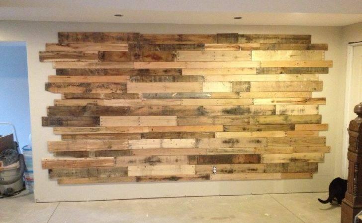 Wood Accent Wall Averagejoe Homerefurbers Home