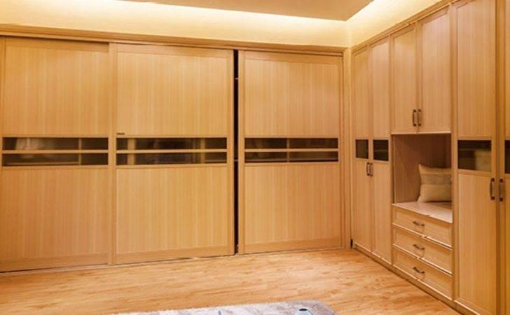 Wood Almirah Designs Bedroom Teak Wardrobe