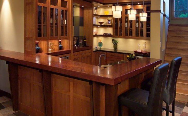 Wood Bar Tops Home Contemporary Counter Backsplash