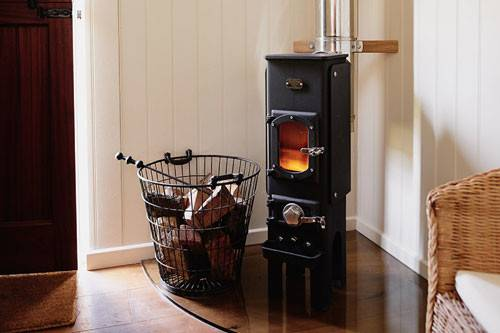 Wood Burning Multi Fuel Stove Ideal Small Space