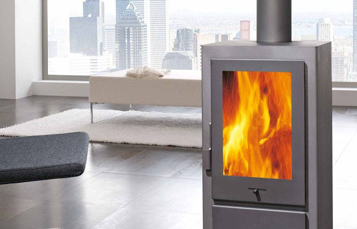 Wood Burning Stoves Contemporary Defra Approved