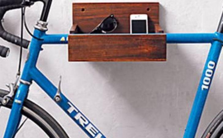 Wood Eco Friendly Bike Rack Modern Beingthe Being