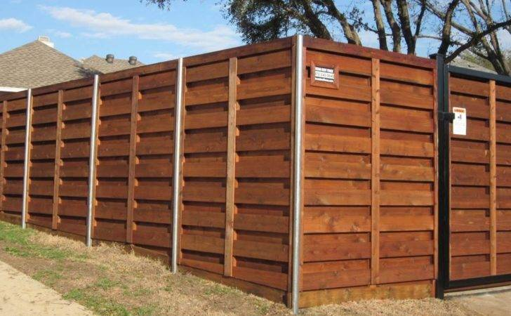 Wood Fence Installations Texas Best