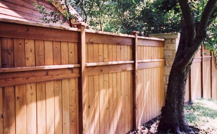 Wood Fencing Wooden Fences Metalink Austin