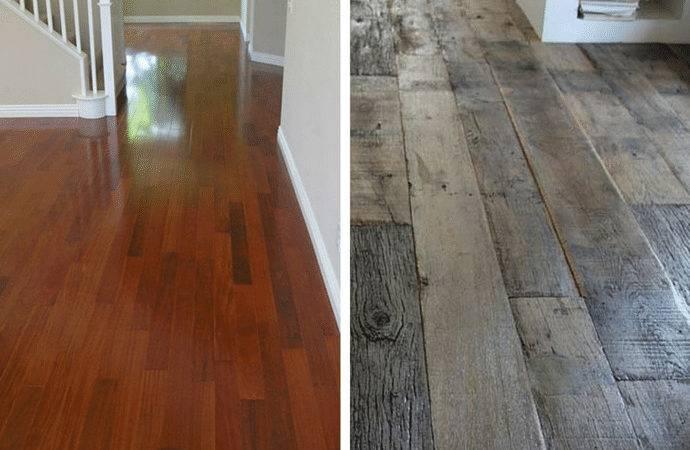Wood Flooring Trends Solid Engineered