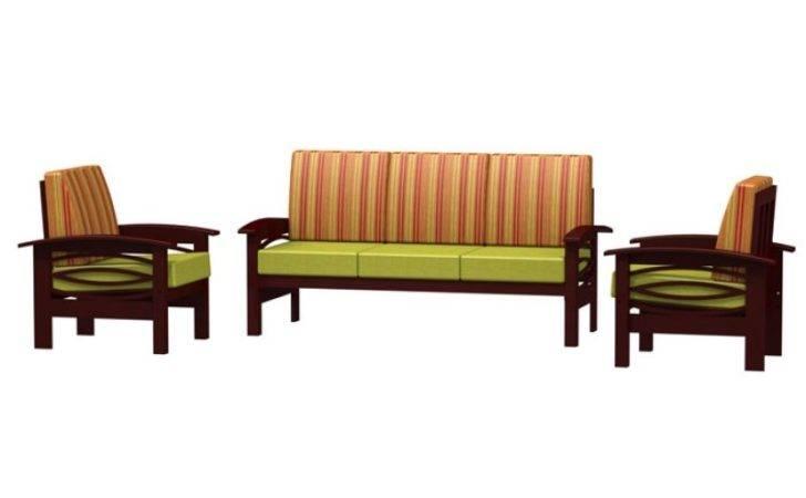 Wood Frame Sofa Set Furniturekraft Sets Furniture
