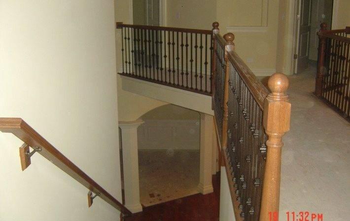Wood Handrail Carpentry Diy Chatroom Home Improvement Forum