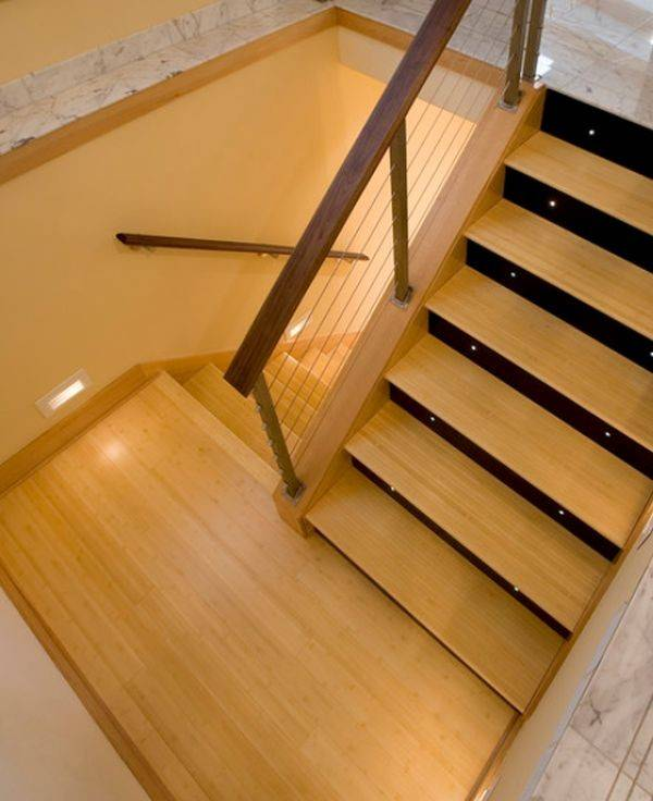 Wood Handrail Design