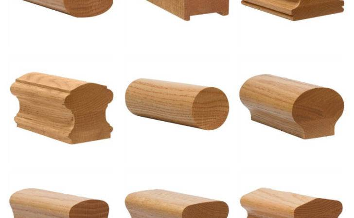 Wood Handrail Staircase Wooden Staircases Handrails