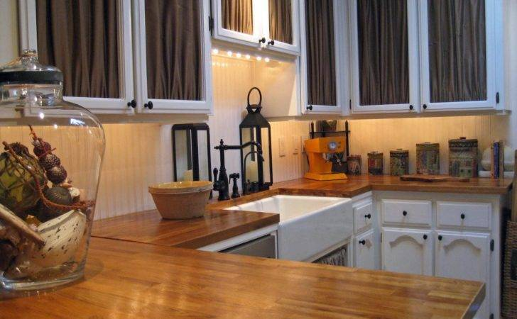 Wood Kitchen Countertops Beautiful