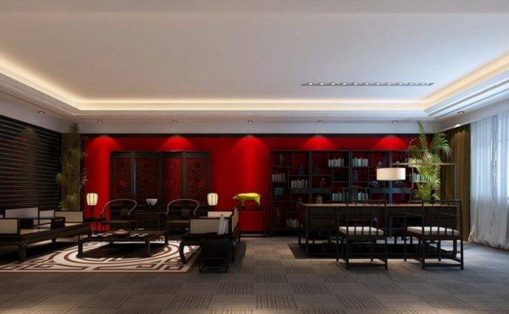 Wood Luxury Offices Interior Design Ceo Office Interiors