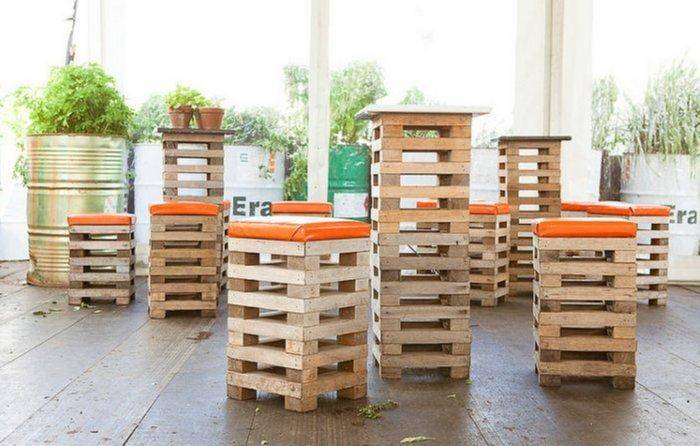 Wood Pallets Can Used Make Any Piece Furniture Tables