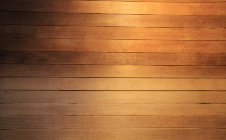 Wood Plank Walls White Wide