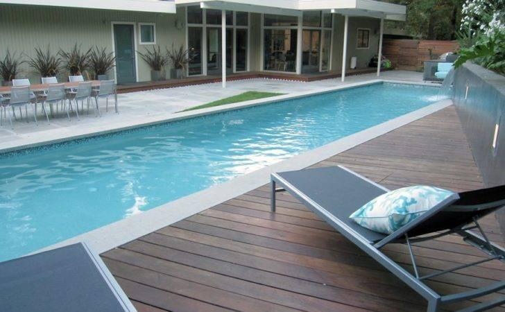 Wood Pool Deckshades Green Landscape Architecturesausalito