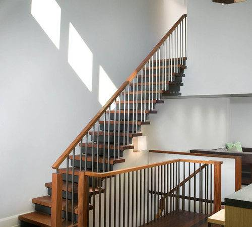 Wood Stairs Design Ideas Remodel Houzz
