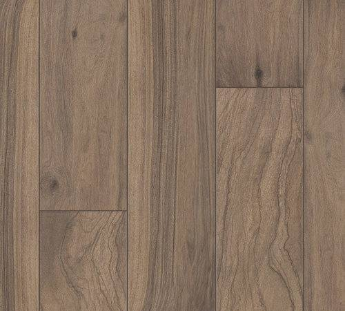 Wood Talk Brown Flax Modular Pattern Mixed Sizes