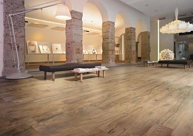 Wood Talk Porcelain Tile Modern Wall Floor