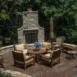 Wooded Backyard Landscaping Design Poynter Landscape