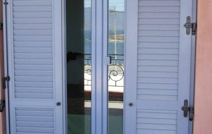 Wooden Balcony Doors Artio