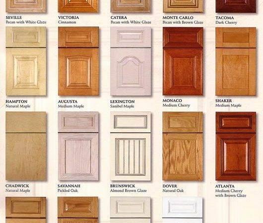 Wooden Cabinet Door Design Ideas