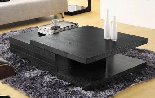 Wooden Center Table Ideas Modern Living Room Inhabit Blog