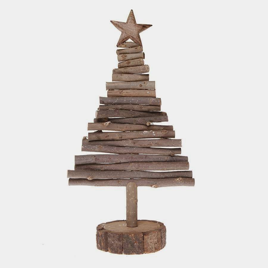 Wooden Christmas Tree Ideas Desired Home