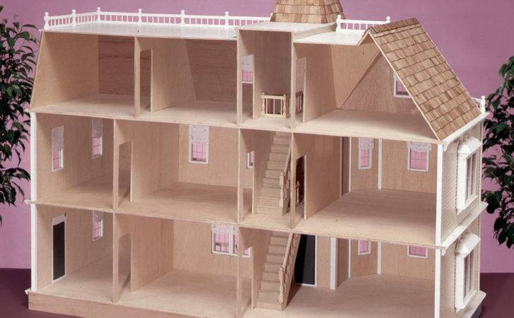 Wooden Doll House Plans Wood Printable Ideas