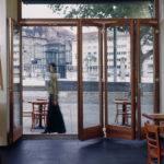 Wooden Folding Doors Bifold Balcony