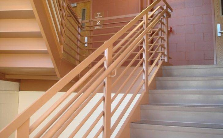Wooden Handrails Ornaments Stair Railing