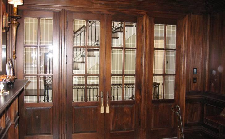 Wooden Interior Doors Designs Natural