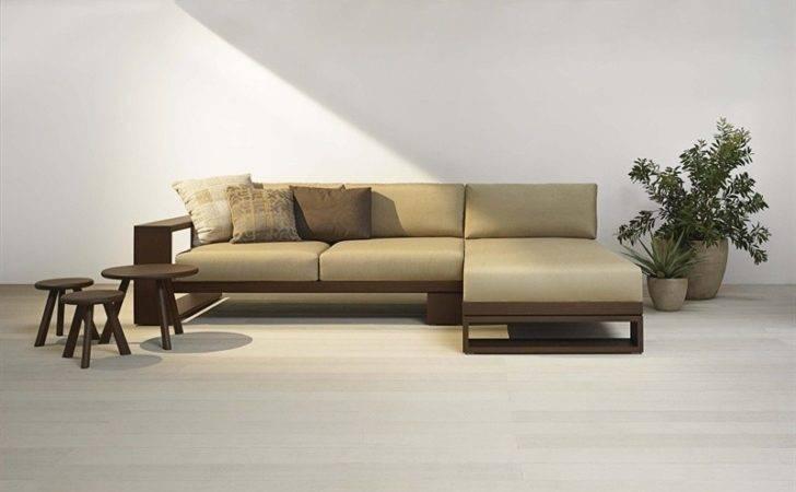 Wooden Sofa Set Wood Shaped Designs Designer