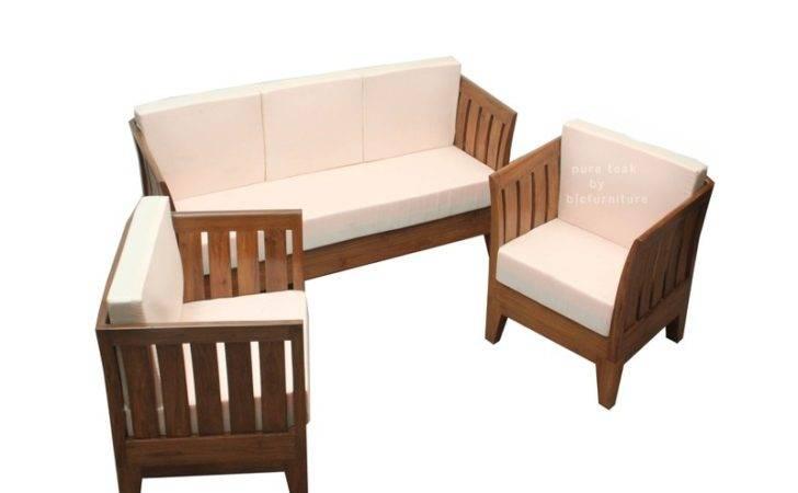 Wooden Sofa Sets Marco Polo Imports Brand Teak Wood Set Designs