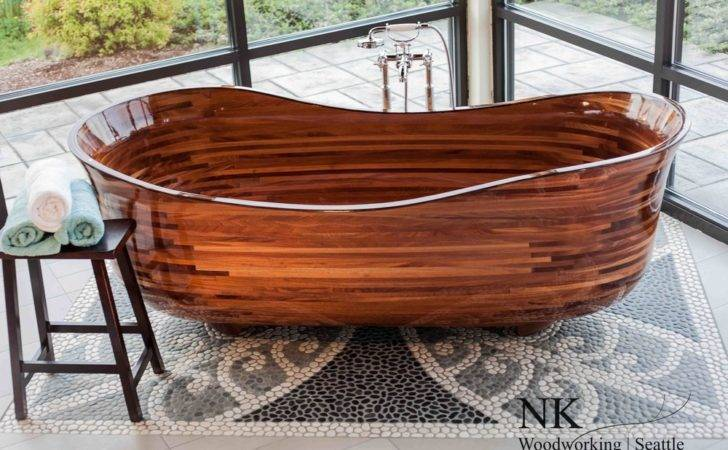 Wooden Tubs Woodworking Designs