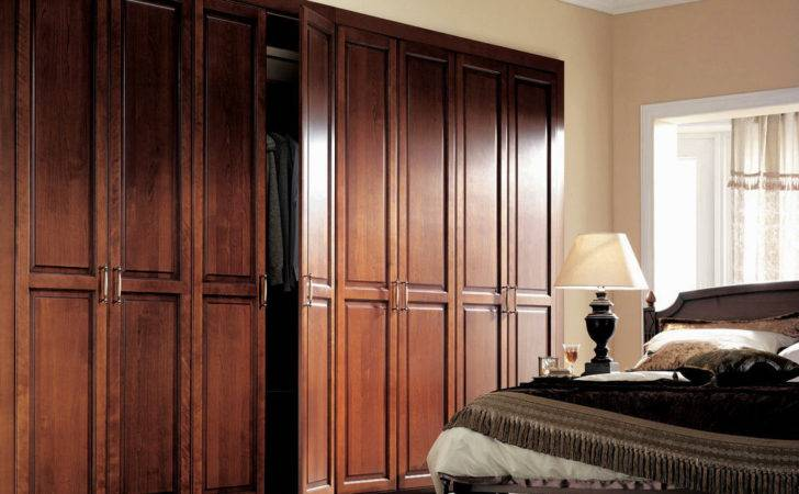 Wooden Wardrobe Designs Credit