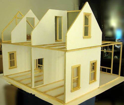 Woodworking Build Dollhouse Pdf