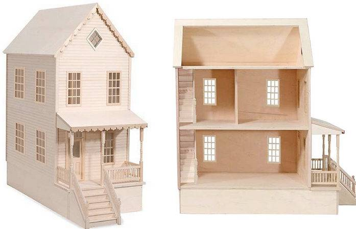 Woodworking Doll House Plans Pdf