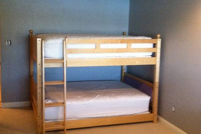 Woodworking Low Ceiling Bunk Bed Plans Pdf