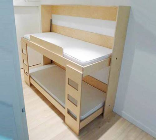 Woodworking Murphy Bunk Bed Kit Pdf