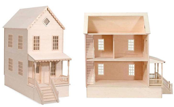 Woodworking Wood Doll House Plans Pdf