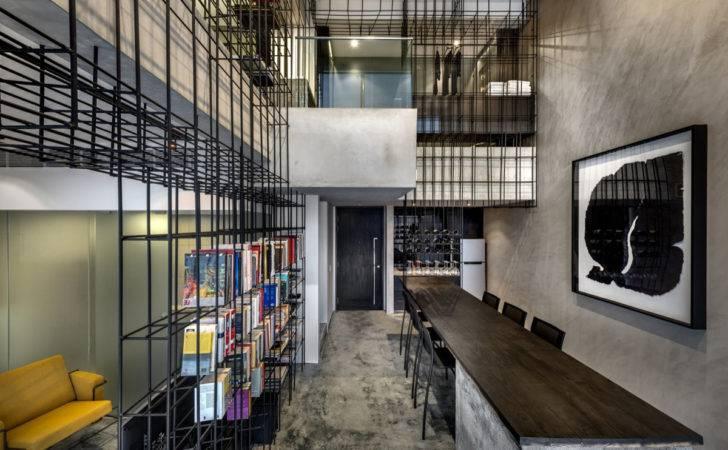 Woon Tai Loft Apartment Singapore Produce Workshop