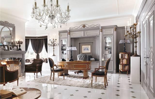 Work Pleasure Luxury Office Contemporary Home