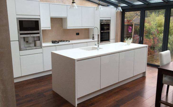 Worktop Once Most Has Been Carried Out His Kitchen
