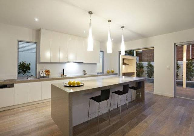 World Architecture Modern Minimalist Residence