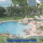 World Largest Backyard Swimming Pool Gives Texas Home Tropical