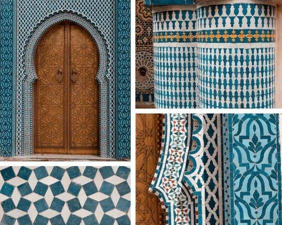 World Most Colourful City Morocco Thestyleartisandotcom