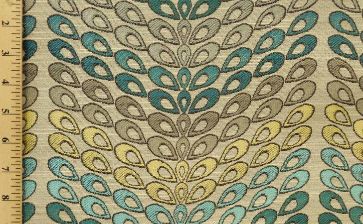 Woven Edra Celestial Modern Contemporary Peacock Geometric