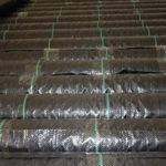 Woven Weed Barrier Soil Erosion Control Plastic Mulch